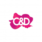 C and D